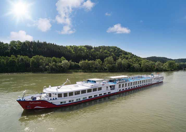 Nicko Cruises Angebot Passau